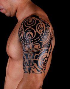 Bildergebnis für polynesian tattoo