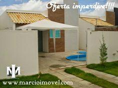 Querendo uma casa na praia??? Entre em nosso site!!! Temos uma oferta especial para voce!!! www.marcioimovel.com