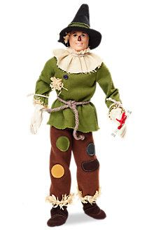 <em>The Wizard of Oz</em>™ Scarecrow™ Doll