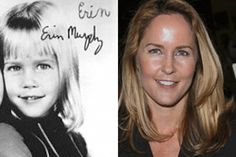 Erin Murphy - best known for playing young Tabitha Stephens in Bewitched. Agnes Moorehead, Beautiful Witch, Beautiful Person, Bewitched Tv Show, 60s Tv Shows, Bewitched Elizabeth Montgomery, Erin Murphy, Strega, Star Actress