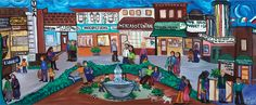 Tammy Ortegon's interpretation of Lake Street