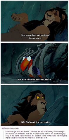 Lion King joke