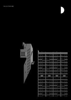Brutalism - Thomas Danthony Illustration