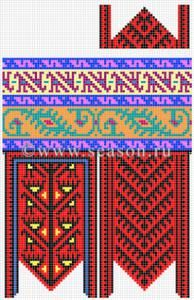 Прикрепленное изображение Crochet Mittens Free Pattern, Knit Mittens, Knitting Socks, Baby Knitting, Knitting Patterns, Filet Crochet, Knit Crochet, Ravelry, Turkish Pattern