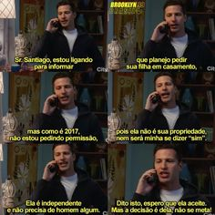 Series Movies, Movies And Tv Shows, Tv Series, Jake And Amy, Jake Peralta, Cinema Tv, Kids On The Block, Brooklyn Nine Nine, How I Met Your Mother