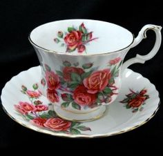 Royal Albert China - Special Collections - Canada..  X ღɱɧღ
