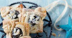 Pienet joulutortut leivotaan kanelilla maustetusta rahka-voitaikinasta, joka on lehtitaikinaa mureampi ja vähärasvaisempi. Kaunis muoto ja tuunattu luumuhillo t
