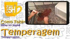 [Dica rápida] Como fazer Temperagem de Chocolate sem termômetro - Café d...