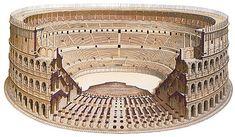romains | Encyclopédie Larousse en ligne - jeux du cirque