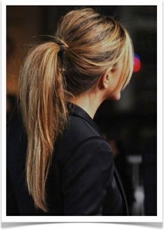ponytail1 by {this is glamorous}, via Flickr