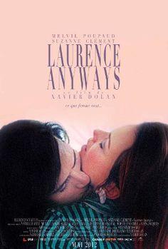 Affiche de Laurence Anyways – Film de Xavier Dolan