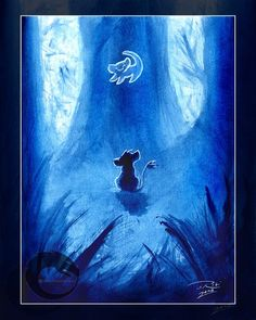 Tags: Painting (object), Disney, The Lion King, Simba