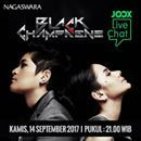 @Regrann from @nagaswaraofficial  -  . Haii Joox Lovers, Besok lusa @blackchampagne.official akan hadir di @jooxid lho gaes 🎶 Instal Aplikasinya dan bergoyang serta Ngobrol bersama duo dj.. 😎👌 . catat tanggalnya 😍👌 . . 📅 Kamis, 14 /09/2017 🕘 - 🕙 21.00 - 22.00  Joox Live Chat !  #NAGASWARA #Artis #Singer  #BlackChampagne #DuoDJ #perform #Live #Streaming #jooxlive #Joox #famous #lifestyle #Music  #Indonesia #World #Entertainment #NoMusicNoLife  - #regrann