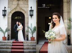Alina si Stefan - Nunta la Palatul Stirbey, Buftea The Bride, Bride Portrait, Groom, Wedding Dresses, Beauty, Fashion, Bride Dresses, Moda, Bridal Gowns