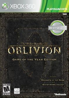 The Elder Scrolls IV Oblivion  Game of the Year Edition * Read more  at the image link.