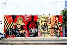 Image result for portable graffiti wall
