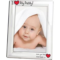 Personalised I Heart My .... Photo Frame  from Personalised Gifts Shop - ONLY £19.95