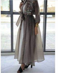 30 Best Dresses to Wear to a Wedding Iranian Women Fashion, Arab Fashion, Muslim Fashion, Modest Fashion, Women's Fashion Dresses, Casual Dresses, Dress Outfits, Dresses Dresses, Hijab Evening Dress