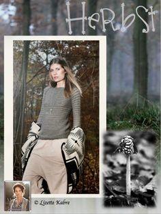 """Der Herbst ist die perfekte Zeit zum Stricken und zum Stricken lernen! (""""Maschen Poesie""""; LV-Buch)"""