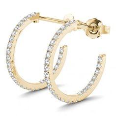 Real Diamond Earrings, Diamond Studs, Diamond Jewelry, Women's Jewelry Sets, Fine Jewelry, Women Jewelry, Rose Gold Plates, White Gold, Diamonds