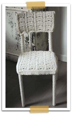 chair crochet