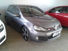 ***PRIME STOCK*** Don'T MISS OUT! OWN THIS Sizzling Hot Golf 6 GTI DSG for under R5 000PM!*  Metallic Grey. 116 000km. Sunroof, Xenons, 6 disk CD Changer. Call / SMS / Watsapp Nicky on 072 714 7453 / email nicdevilliers@um.co.za NOW at McDulings VW OR REPLY WITH YOUR EMAIL ADDRESS FOR MORE INFO, PICS AND APPLICATION. – t&c's apply. Must be ITC Clear. TRADE-INS WELCOME! * PLEASE NOTE: All installments quoted are approximate and subject to the bank and what they offer as interest rates and in