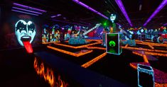 KISS® By Monster Mini Golf® Celebrates Rockstar Dads with Half Priced Miniature Golf and a Free KISS Gift | Vegas24Seven.com