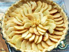 Французский тарт с яблоками ингредиенты