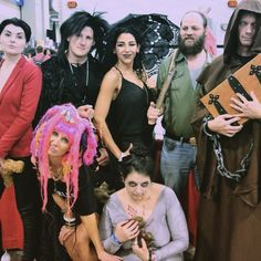 Our Endless group from #FanX15 #endless #Sandman #cosplay