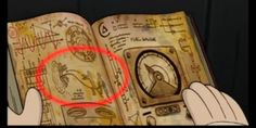 the journal gravity falls - Google Search