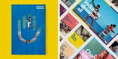 humanity & inclusion Branding on Behance