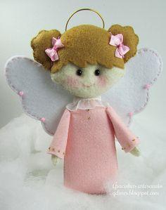 Felt angel