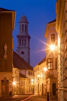 Sopron, Templom u. by Kótai Péter on 500px