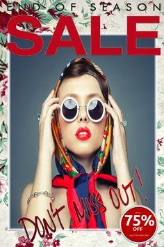 sales 75% off