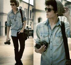 guy fashion 1 Stuff I wish my boyfriend would wear (25 photos)