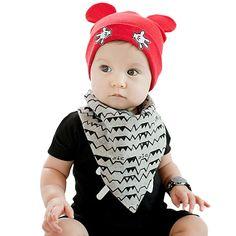 4c64d917a93 Spring New Baby Boy Hat Cotton Newborn Toddler Baby Girl Beanie Cute  Cartoon Kids Baby Boys Girls Cap Accessories