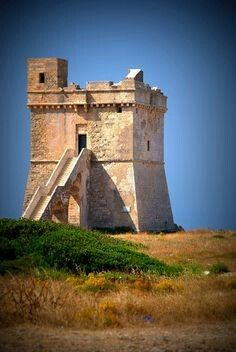 Torre Squillace in Lecce - Apulia, Italy