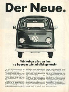 Der Neue - VW ad