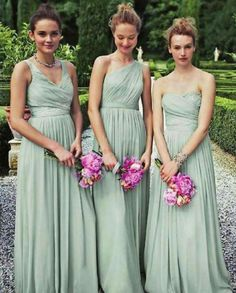Colour scheme bridesmaids maybe