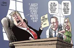 Cartoon by David Horsey -