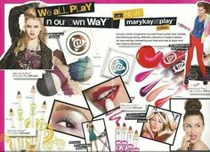 MARY KAY @ PLAY ALL $10.00❤
