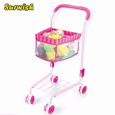 Buy Surwish Mini Supermarket Cart Simulation Shopping Trolley with Fruits and Foods Toys for Kids #Surwish #Mini #Supermarket #Cart #Simulation #Shopping #Trolley #with #Fruits #Foods #Toys #Kids