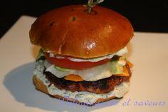Délinquances et saveurs: Burgers du Texas, sauce ranch