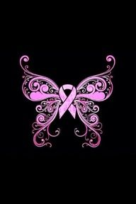 butterfly breast cancer | Pin Breast Cancer Butterfly Tattoo on Pinterest