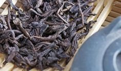 Earl Grey tea, flavored with the oil of the bergamot citrus fruit.