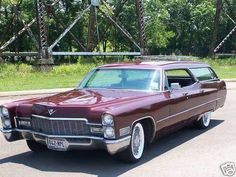 Love this Cadillac.