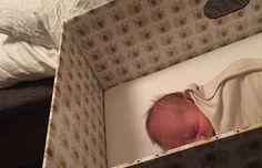 Estos Bebés Comienzan Su Vida En Una Caja, Pero Es Más Increíble De Lo Que Parece - #¿EnSerio?=Increible,losabemos,perocierto..., #vive=Personas,animales,lavidaytodossussecuaces. http://www.vivavive.com/cajas-bebes-finlandia/