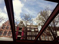 Amsterdam I love the architecture!