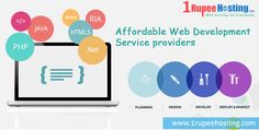 Affordable #WebDevelopment Service providers More details:http://1rupeehosting.com/web-development.html