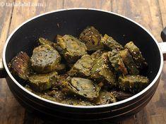 paatra recipe | Gujarati parta | Gujarati patra farsan | steamed patras | Garlic Chutney, Patras, Chilli Paste, Gujarati Recipes, Green Chilli, Evening Snacks, My Cookbook, Non Stick Pan, Vegetarian Cooking